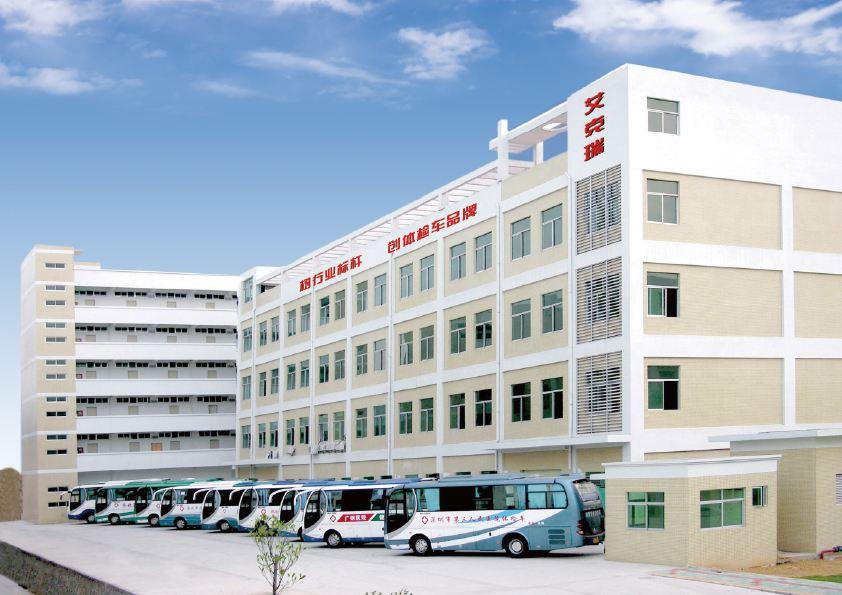 深圳市艾克瑞电气有限公司——软件著作权