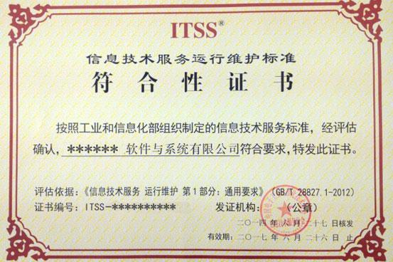 ITSS亚搏网络娱乐网页版