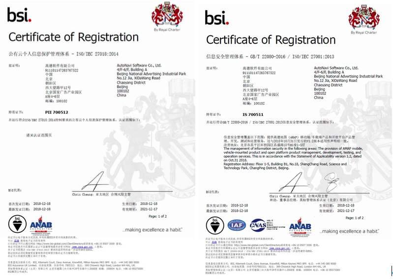 ISO27018认证